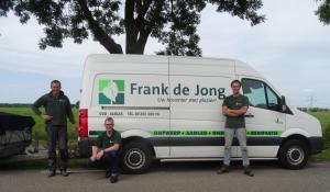 Team Frank de Jong.
